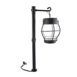 Malibu 8406-2151-01 LED oil rubbed bronze nautical lamp path light