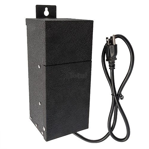 Captivating EMCOD LED EPC200W 200watt 12/15volt AC Landscape Outdoor Transformer With  Mechanical Timer U0026 Photo Eye
