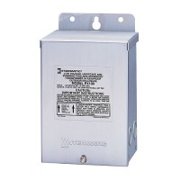 LED Intermatic PX100S 100 watt ground shield stainless steel 12volt AC safety transformer