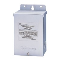 LED Intermatic PX300S 300 watt ground shield stainless steel 12volt AC safety transformer