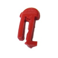 LED Intermatic 107TN221 red ON timer tripper for Intermatic mechanical timers