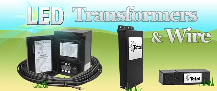 LED Transformers & Wire